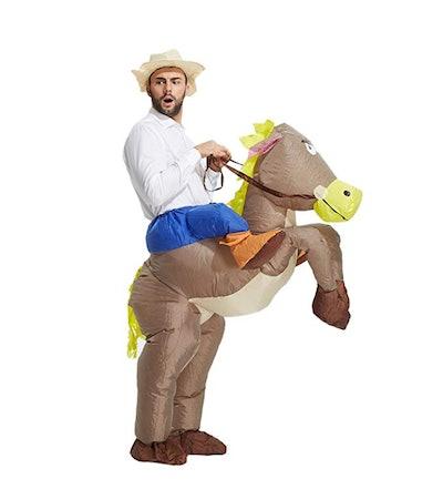 Inflatable Pony