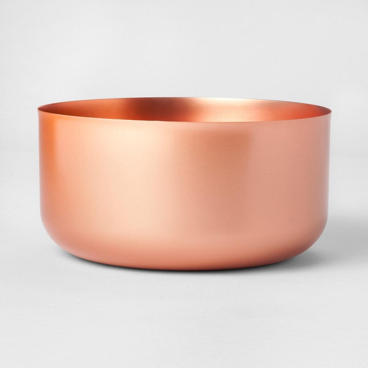 Serving Bowl - Copper - Project 62
