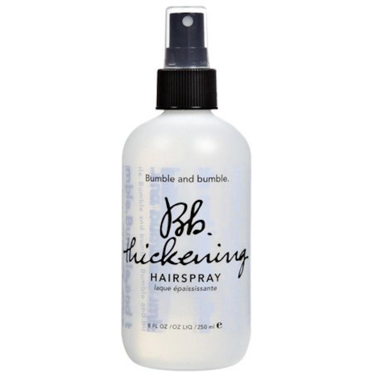 Thickening Volume Hairspray