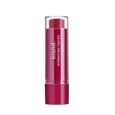 FOUND Lip Hydrating Tinted Lip Balm