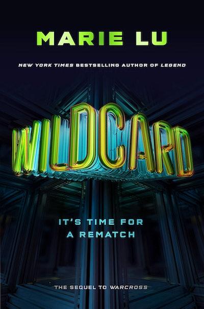 """""""Wildcard"""" by Marie Lu"""
