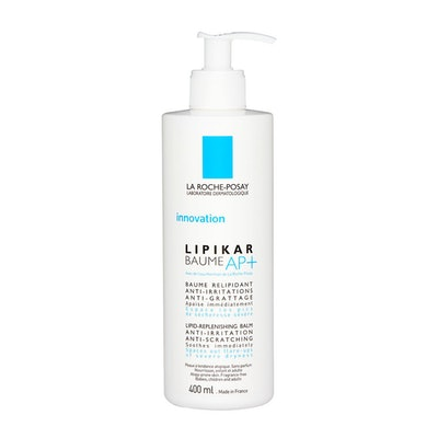 Lipikar Balm AP + Body Cream with Shea Butter and Glycerin