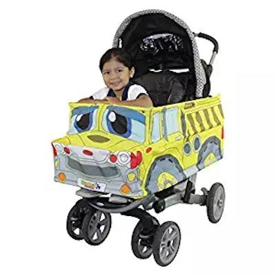 Dump Truck Stroller Costume