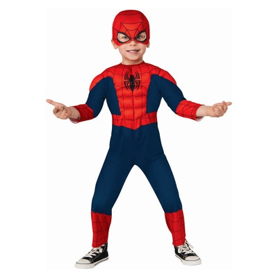 Muscle Spider-Man Costume
