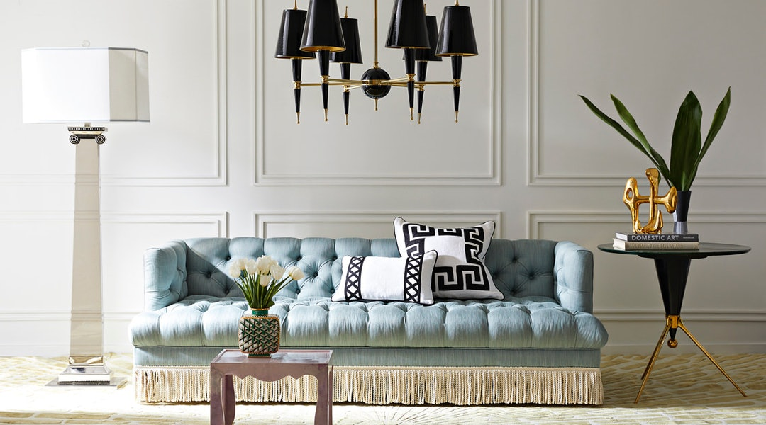 Jonathan Adler S Sale Includes Furniture Lighting Everything