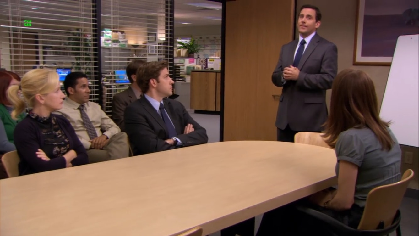 This 'Office' Theory About The Dunder Mifflin Conference