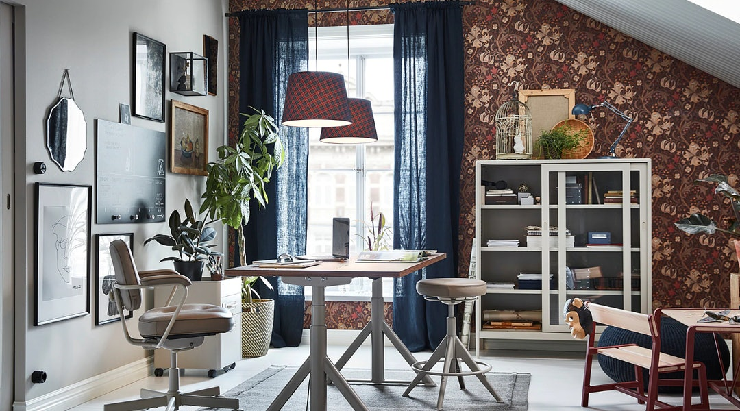 interesting ikea home office | 6 Office Organization Ideas From IKEA's New Arrivals That ...