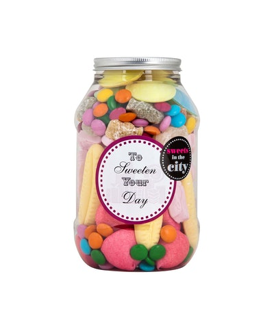 Sweets In The City To Sweeten Your Day Sweet Jar (390g)