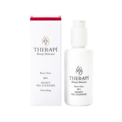 Therapi Honey Skincare Rose Otto Honey Gel Cleanser