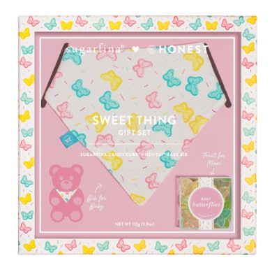 Honest Baby Sweet Thing 2 Piece Gift Set