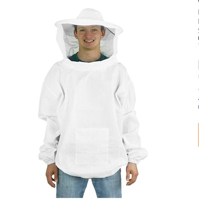 Bee Keeper's Pullover