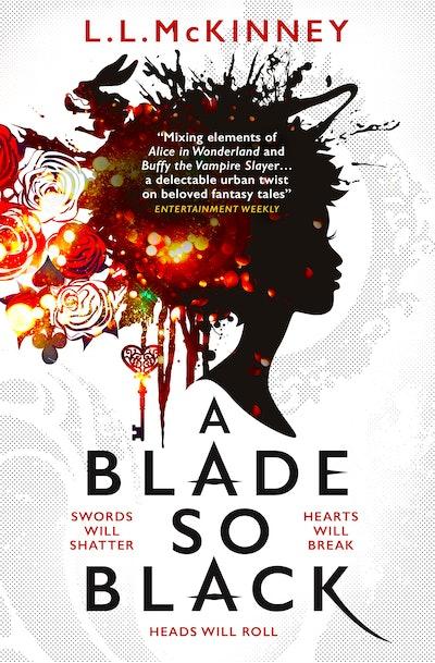 """""""A Blade So Black"""" by LL McKinney"""
