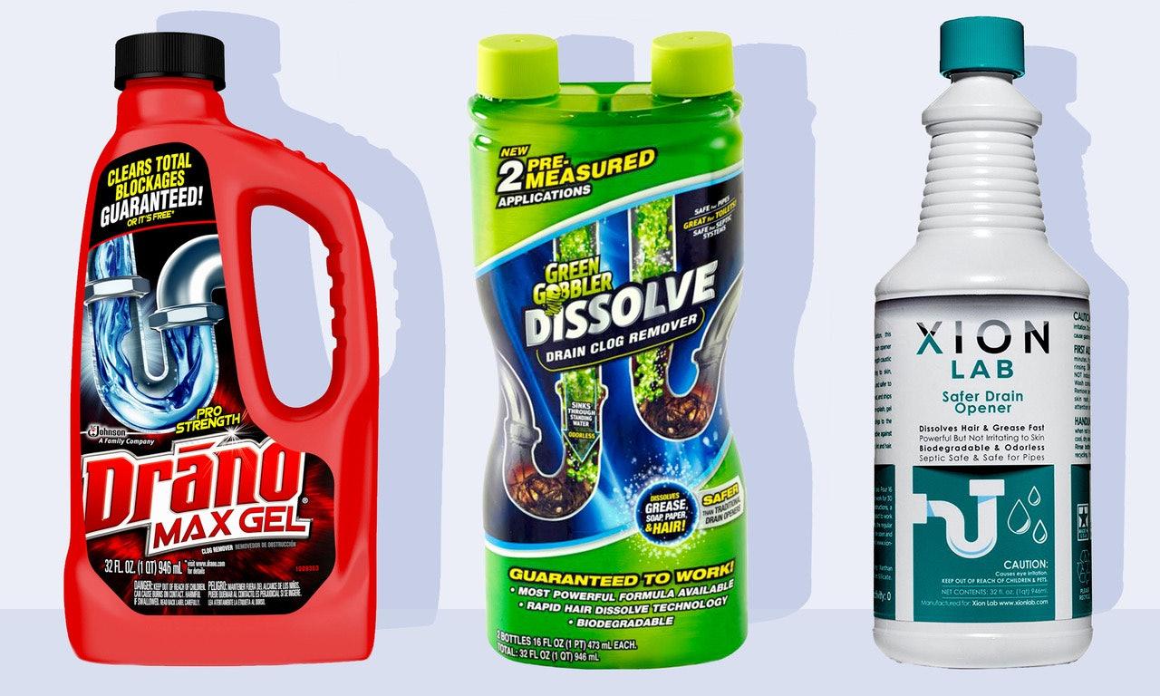 The 3 Best Liquid Drain Cleaner