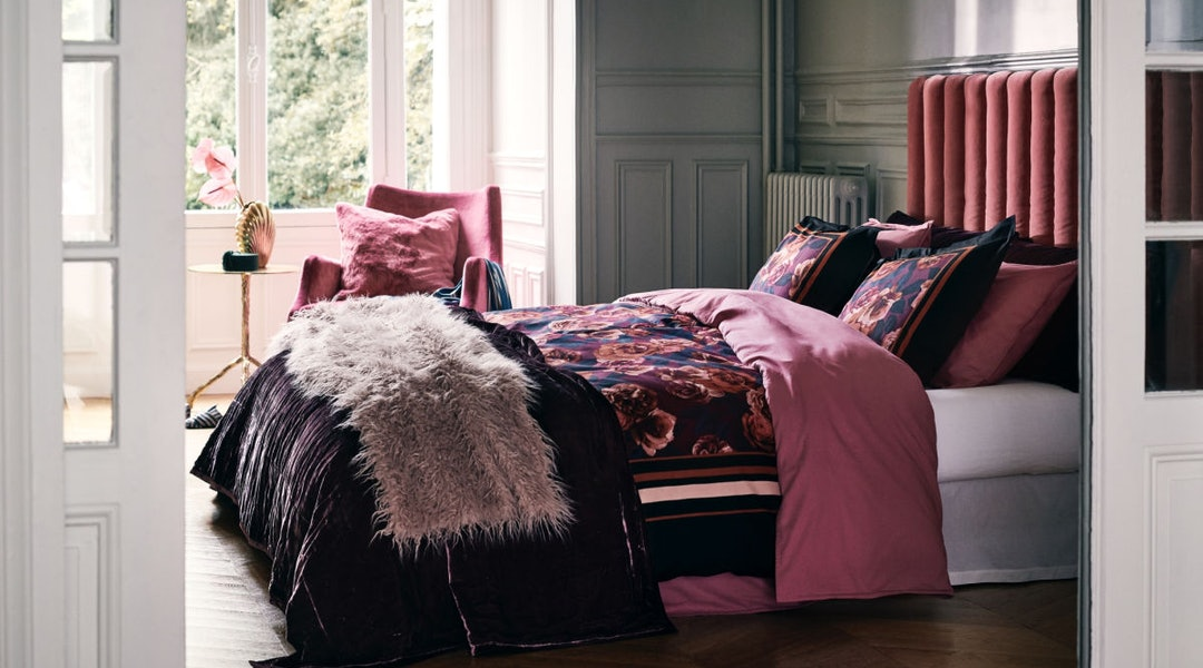 Add Color To Your Bedroom For Under 20 With These Home Decor Finds From H M S Sale