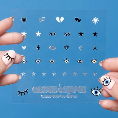 Olive & June Nail Stickers — All Eyes On You