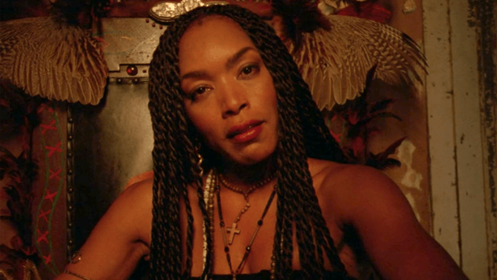 Nicole Murphy, 43-year-old mother of 5 I need to workout ...  |Angela Bassett American Horror Story Hair