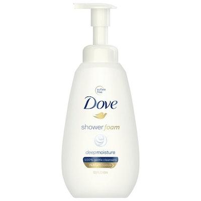 Shower Foam Deep Moisture Body Wash