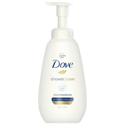 Shower Foam Deep Moisture Body Wash