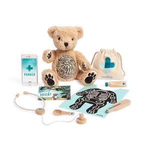 Parker The Augmented Reality Teddy Bear (3+)