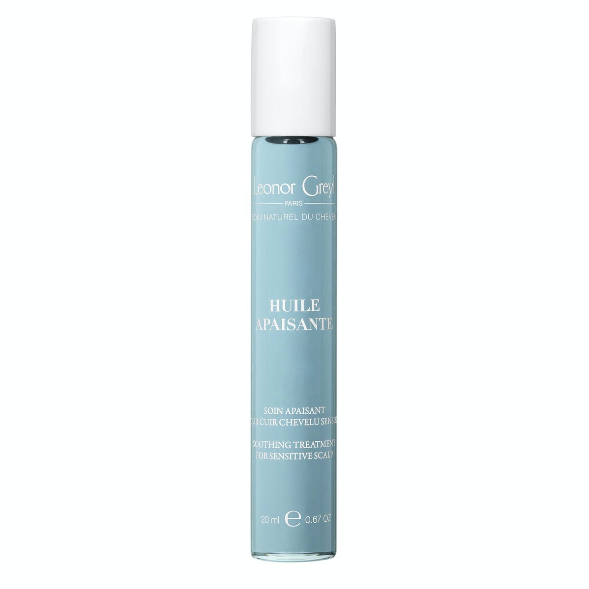 Huile Apaisante Soothing Treatment for Sensitive Scalp