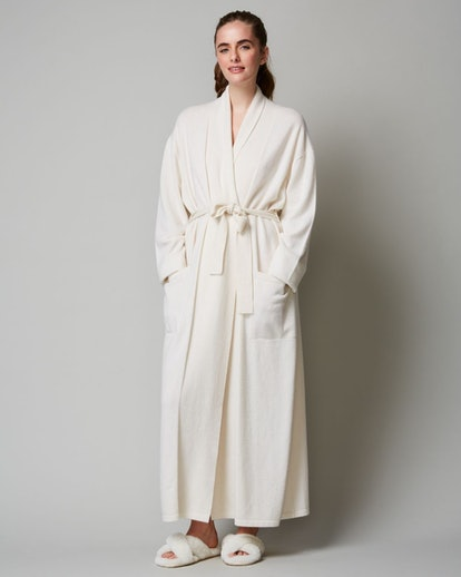 Arlotta Classic Collection Long Cashmere Robe