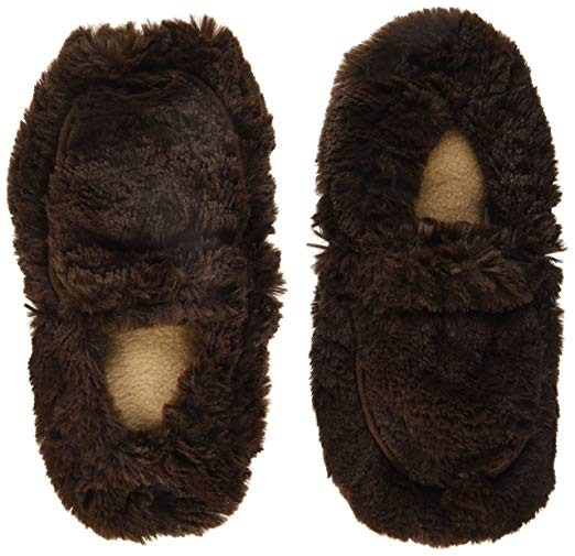21f93a97825 Warmies Microwaveable Slippers Will Keep Your Feet Toasty This Winter