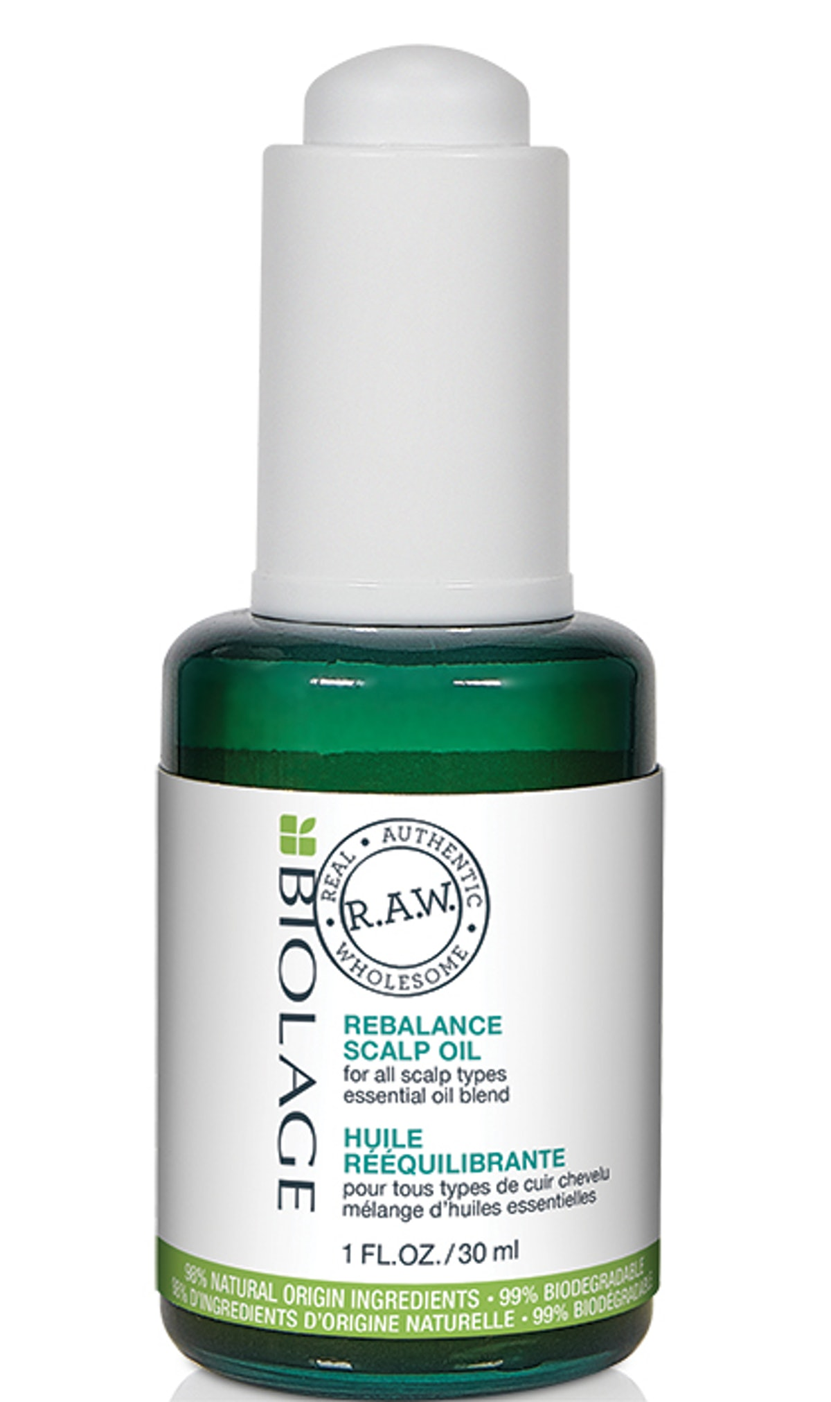 Biolage R.A.W. Scalp Care Rebalance Scalp Oil