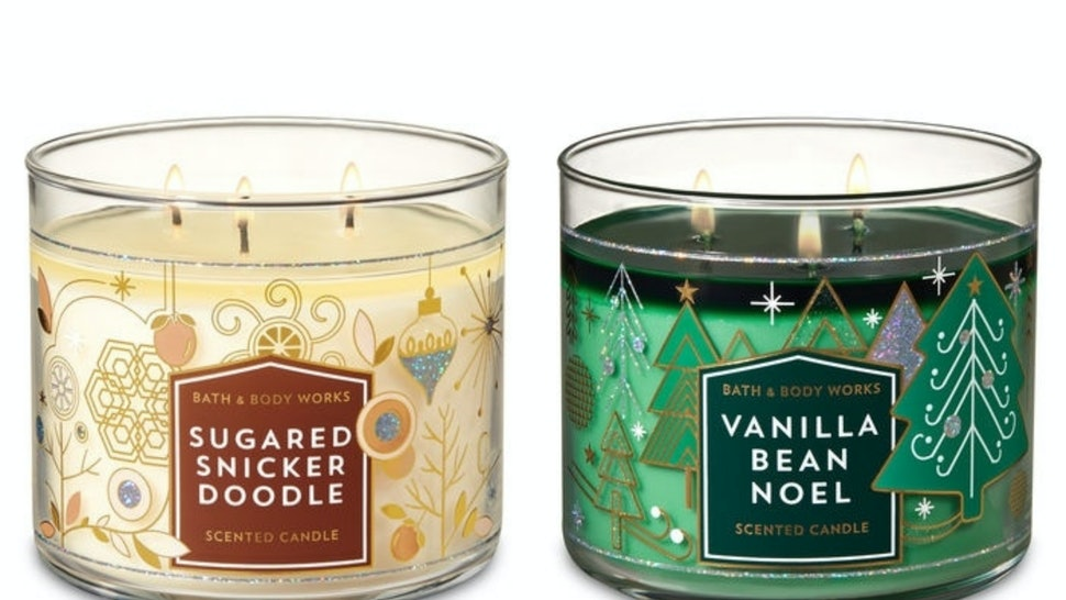 Bath Body Works Holiday Candles For 2018 Are Here Youre Going