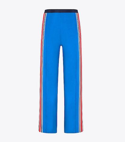 Wool Blend Track Pants