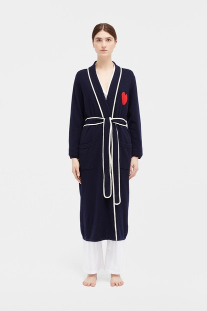 Love Heart Dressing Gown
