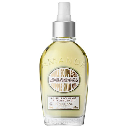 L'Occitane Almond Smoothing and Beautifying Supple Skin Oil