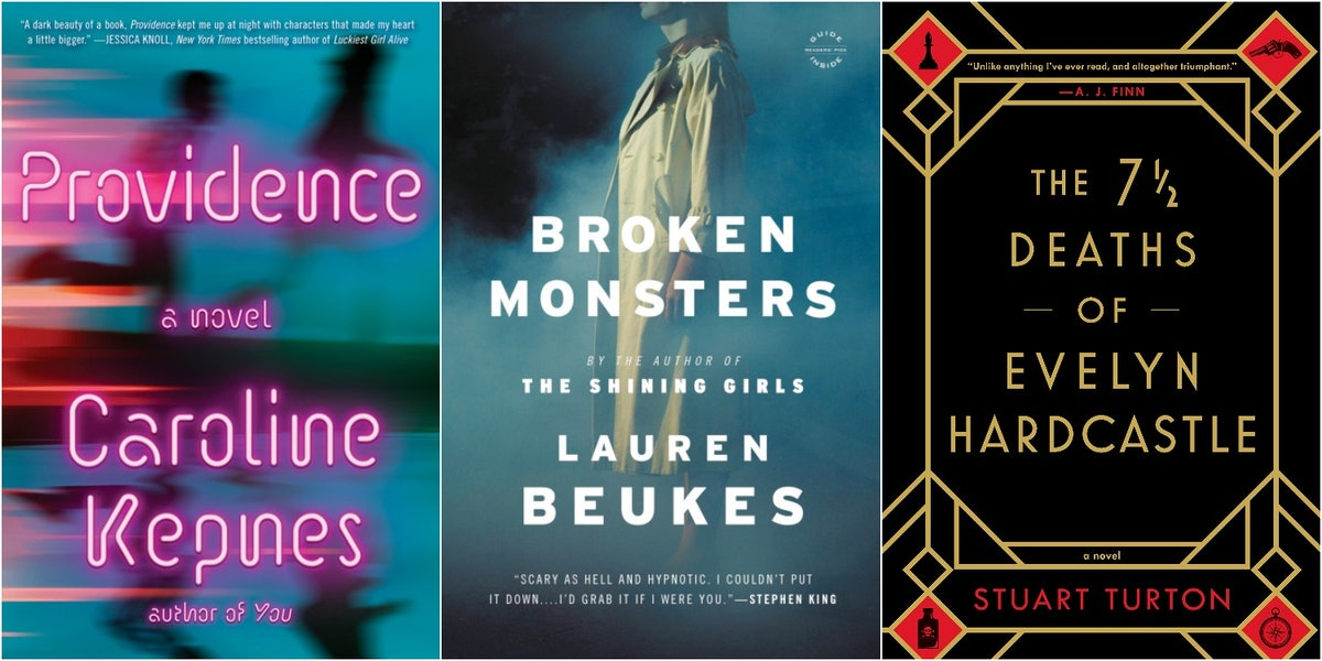 10 Supernatural Mystery & Thriller Novels That Are Perfect For Fall
