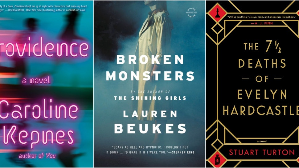 10 Supernatural Mystery & Thriller Novels That Are Perfect