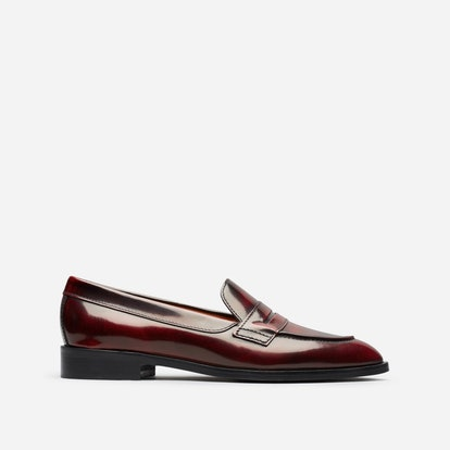 The Modern Penny Loafer