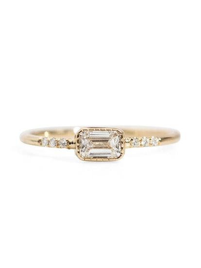 Diamond YS Ring