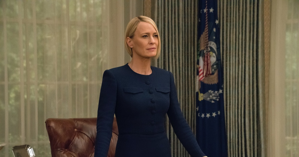 'House Of Cards' Season 6 Addresses Kevin Spacey's Absence By Keeping Frank Underwood Front & Center