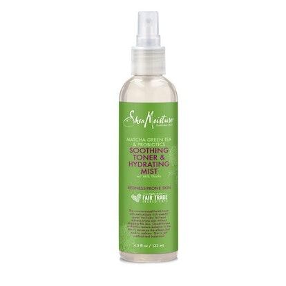 Matcha Green Tea And Probiotics Soothing Toner & Hydrating Mist