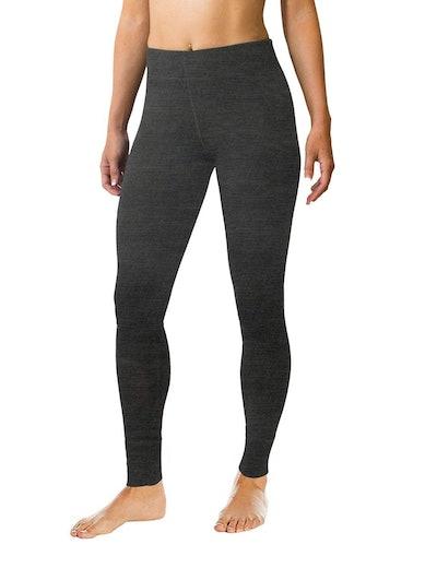 Woolx Avery Women's Mid-Weight Wool Leggings