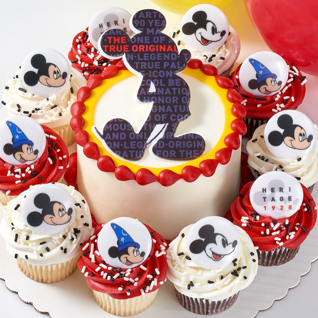 Pleasing Sams Club Has A 3 Tier Mickey Mouse Cake That Feeds 66 People Funny Birthday Cards Online Inifofree Goldxyz