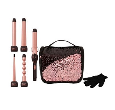 CHI for ULTA Beauty 5 Piece Interchangeable Curl Set