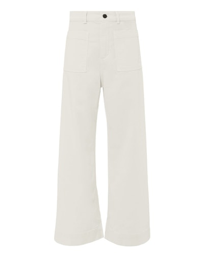 Flynn Lace-Up Trousers