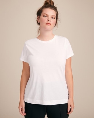 White Short Sleeve T-Shirt