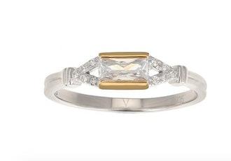 V Jewellery Ring