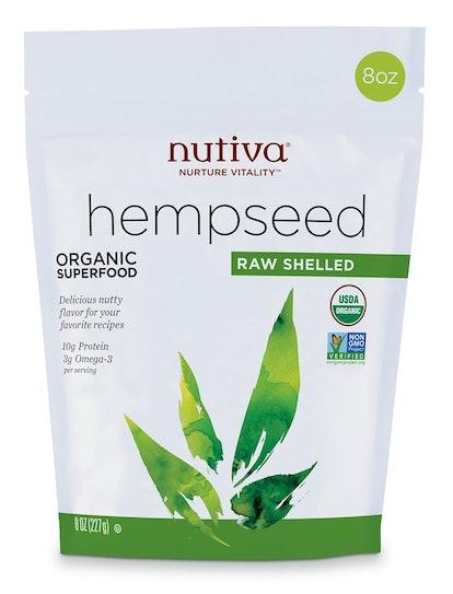 Nutiva Raw Shelled Hempseed
