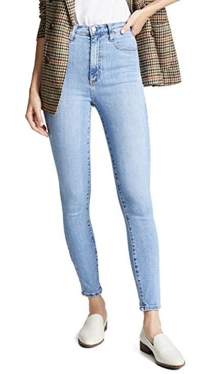 Siren High Rise Skinny Ankle Jeans