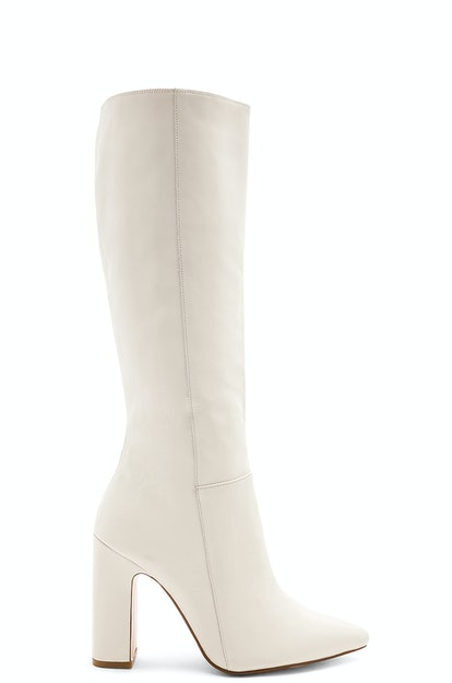 Maple Boot in White