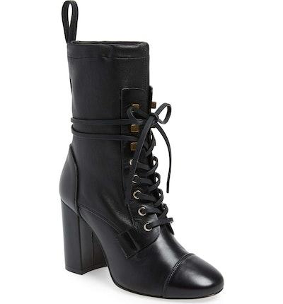 Stuart Weitzman Veruka Lace-Up Boot