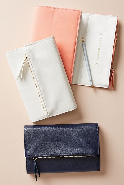 Zippered Clutch Journal