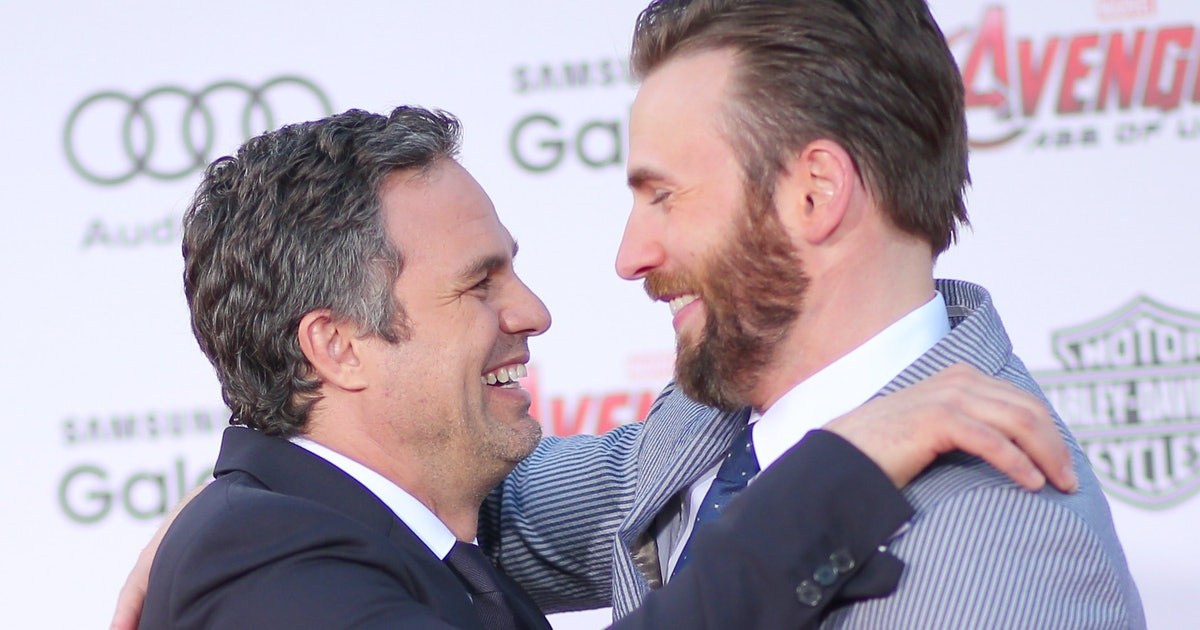 Chris Evans Responded To Mark Ruffalo's July 4th Captain America Post In The Most Lighthearted Way