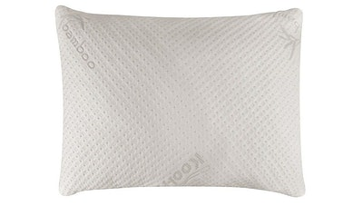 Snuggle-Pedic Bamboo Memory Foam Pillow